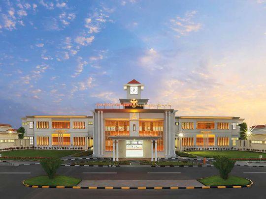 Gulf Medical University Ajman