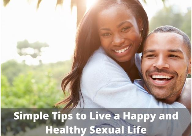 Healthy Sexual Life