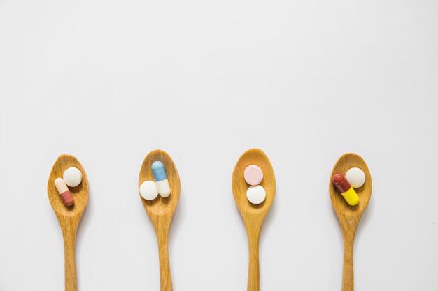 Vitamins for women health