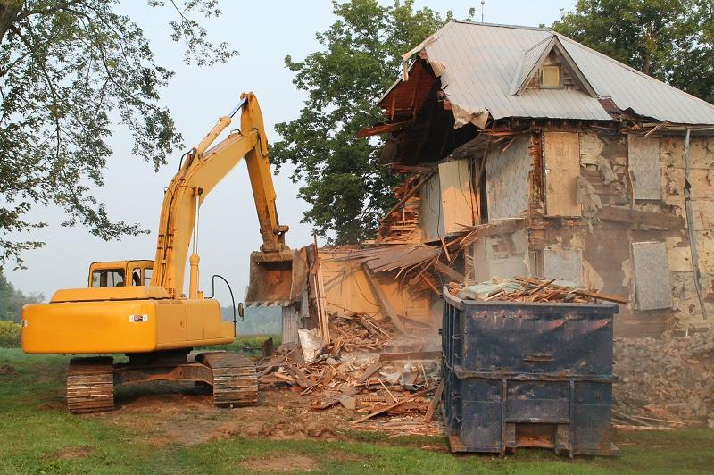 Demolition specialists