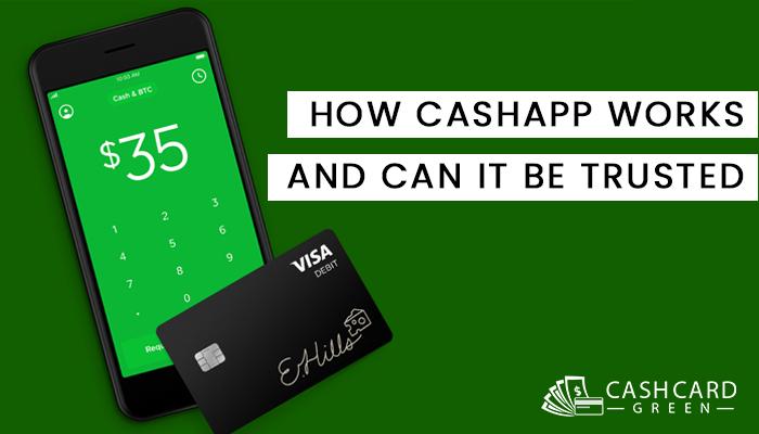 How CashApp Works