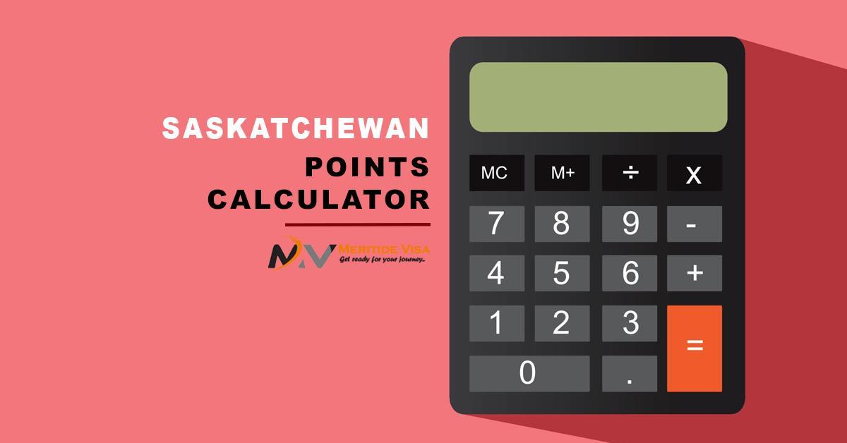 How to meet the Saskatchewan Point Score on Calculator