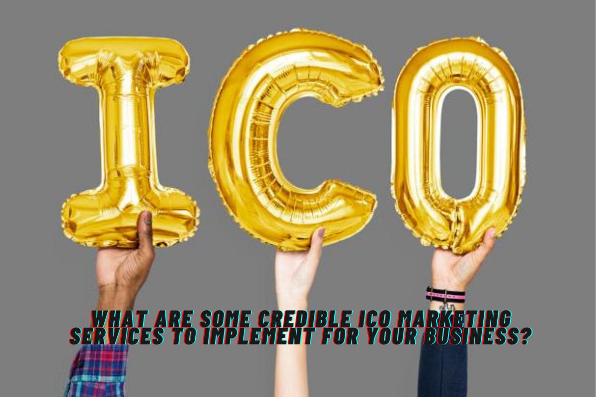 ICO Marketing Services