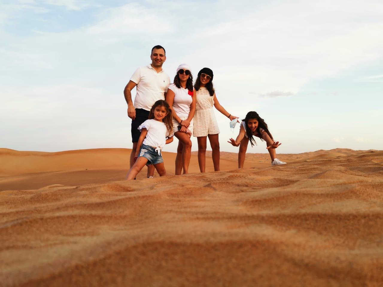 Rules and Policies (Dubai Desert Safari)