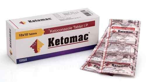 uses of ketomac tablet