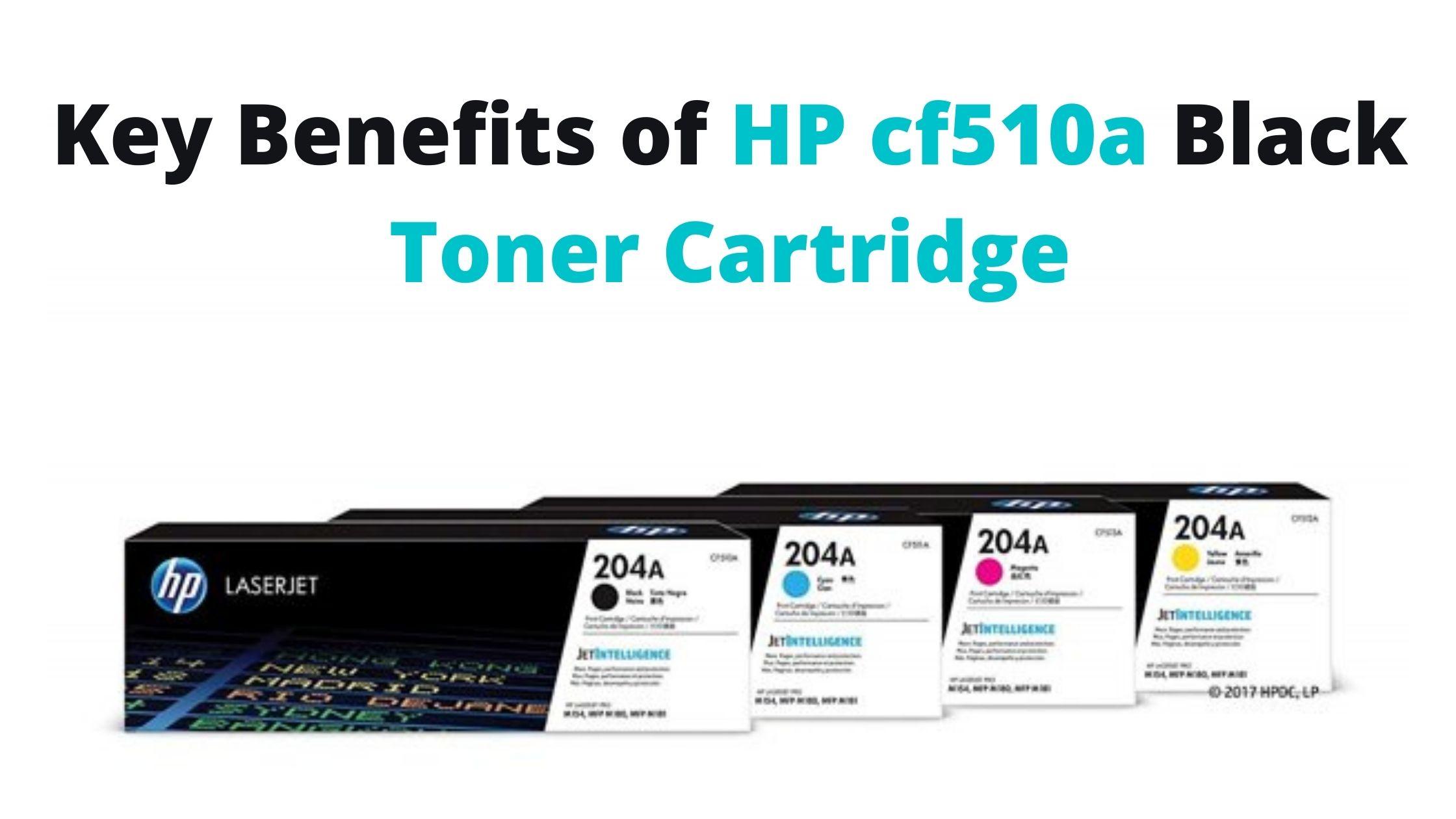 HP cf510a toner cartridge