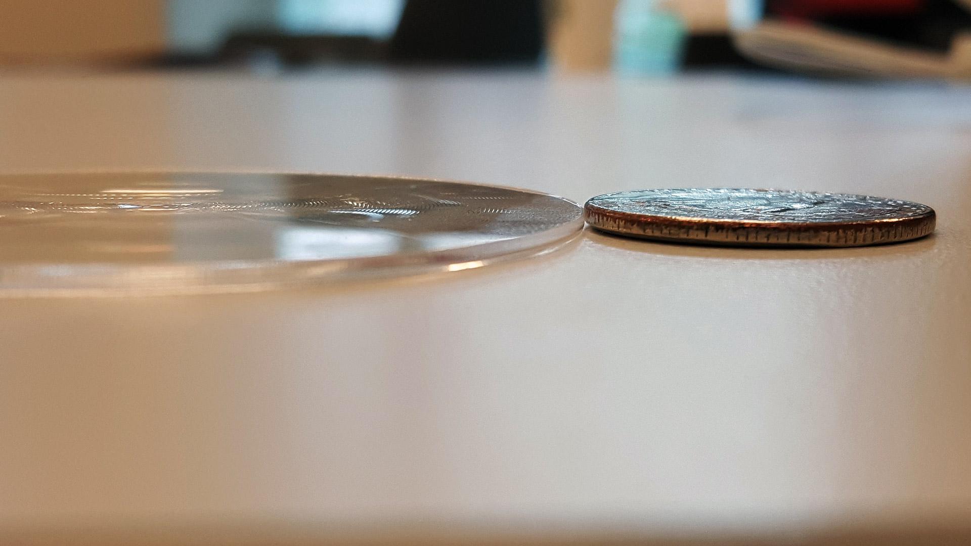 LCD Magnifier Software Vs Fresnel Lens