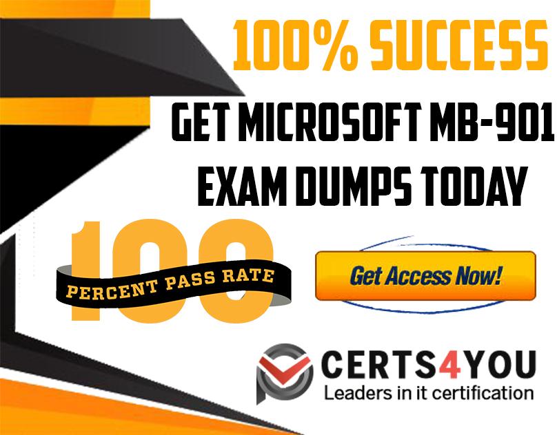 MB-901-Exam-Dumps