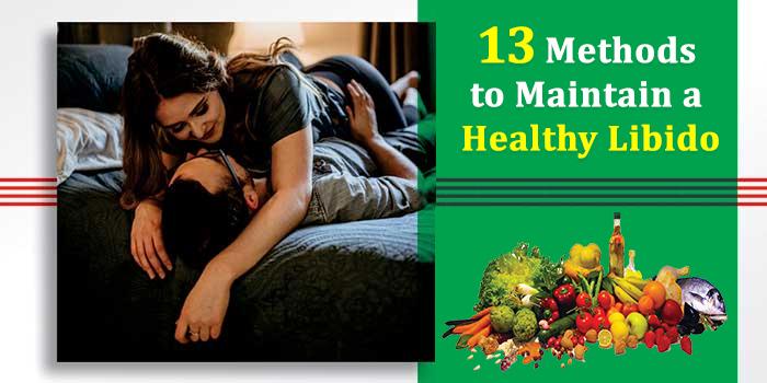 13 Methods To Maintain A Healthy Libido
