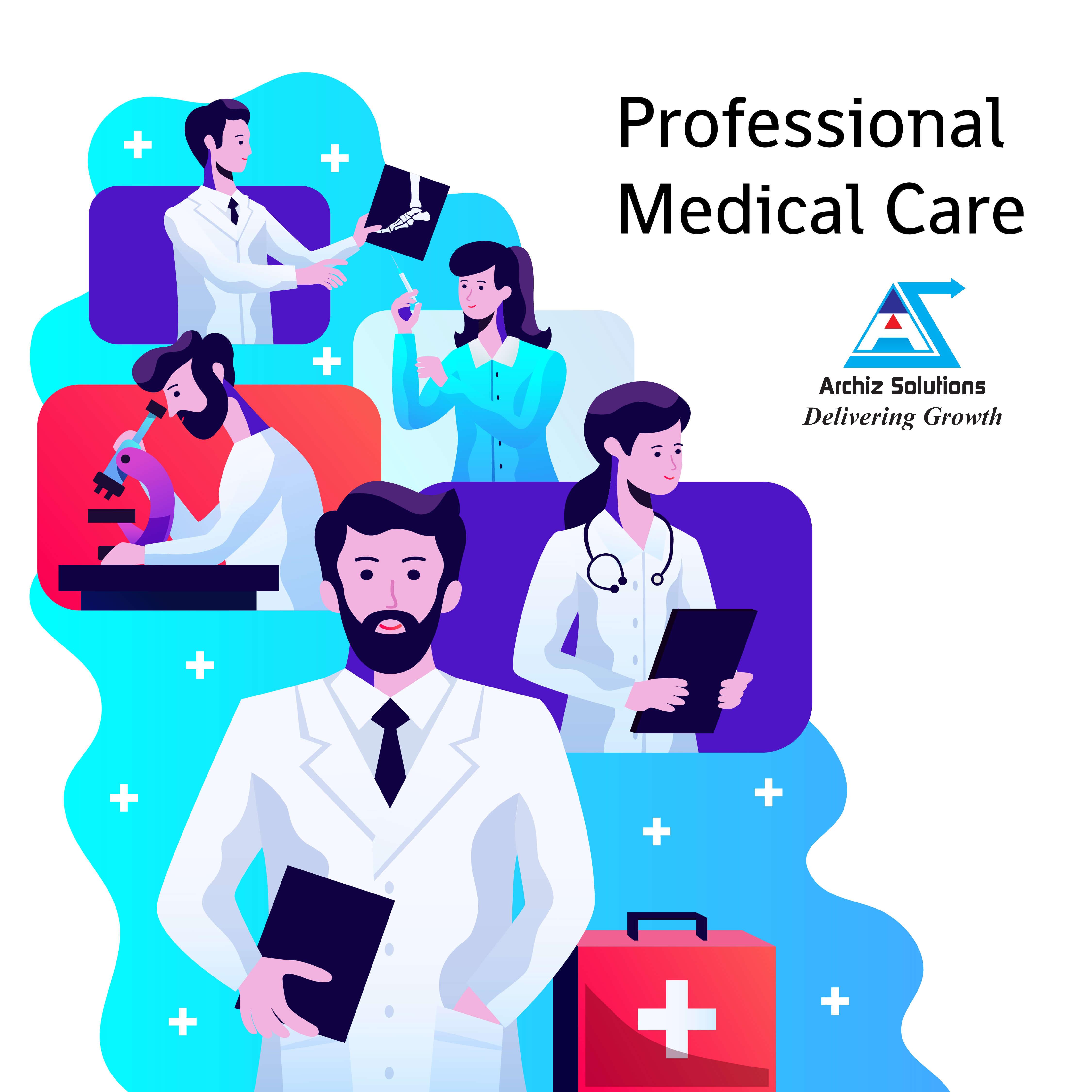Medical CRM software