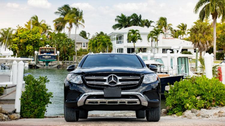 luxury SUV cars in Miami FL