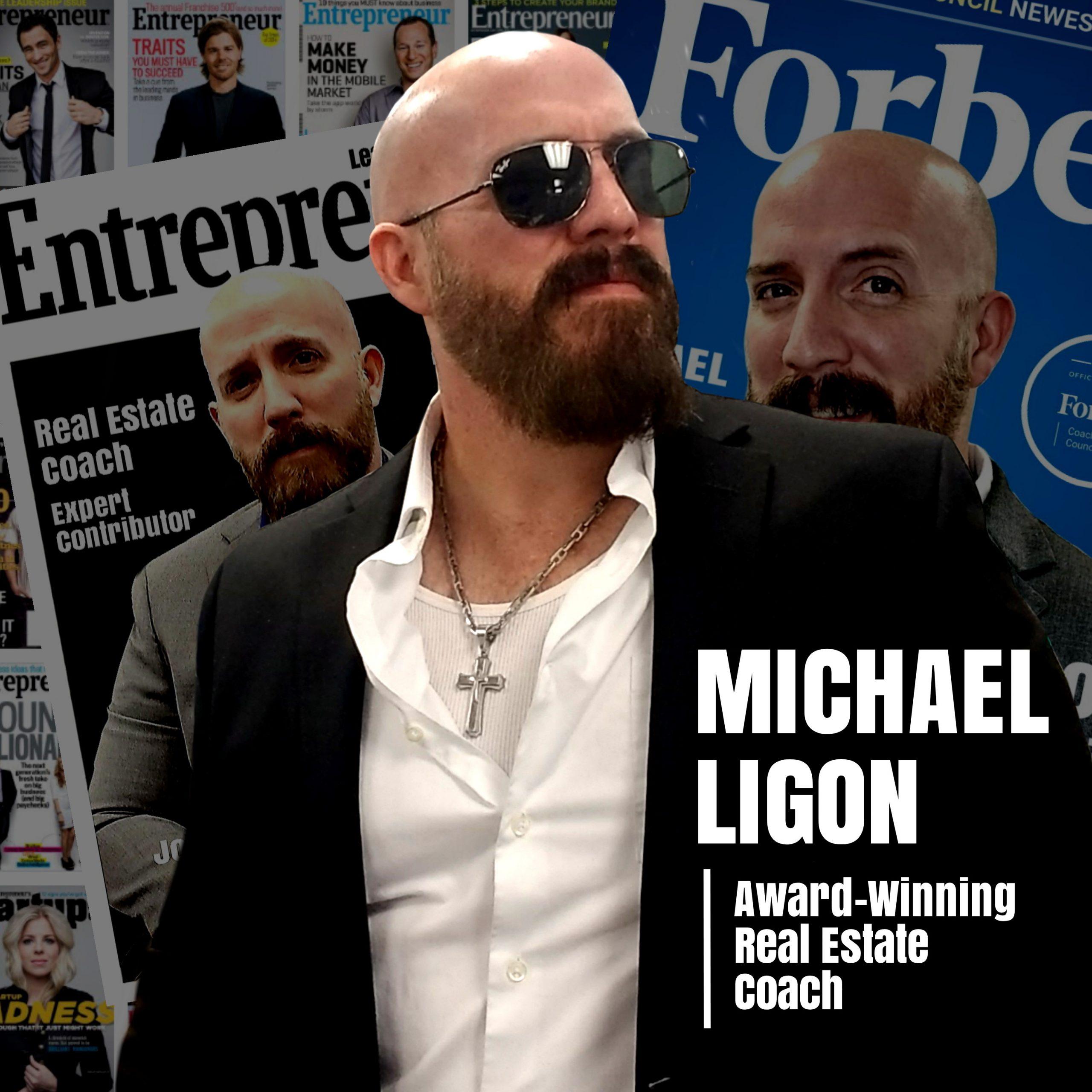 Award-Winning Real Estate Coach Michael Ligon