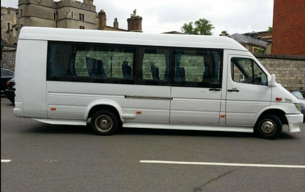 Minibus hire north London