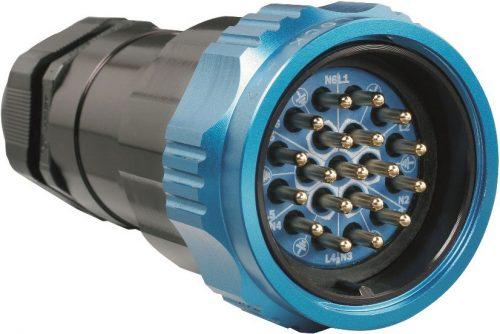 Multipin connectors