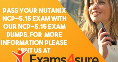 NCP-5.15-Exam-Dumps