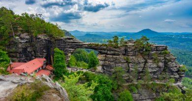 Bohemian national park