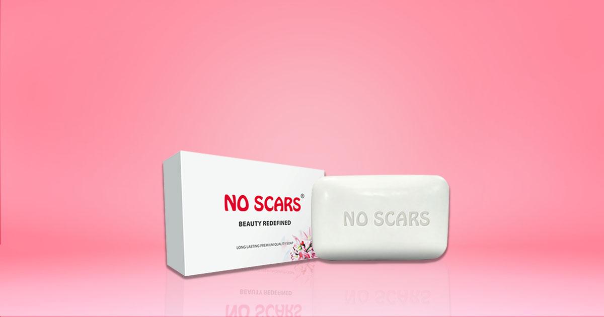 No scars soap
