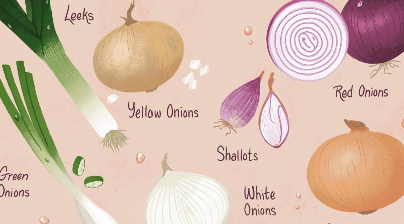 Onions as Versatile Nutrients