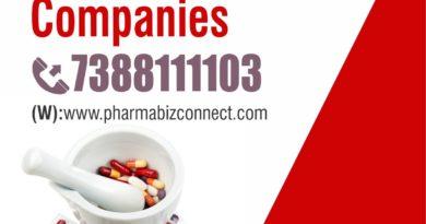Indian Pharma PCD Companies
