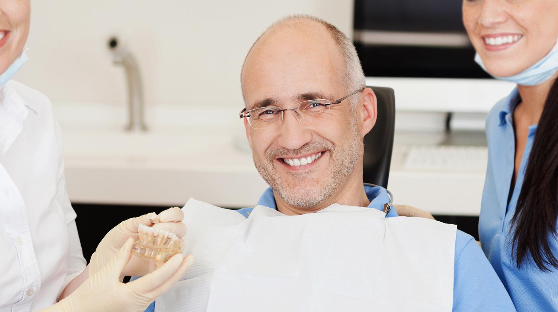 Partial Denture Implants in Brisbane
