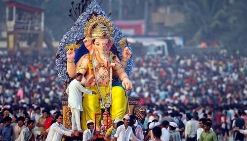 Place of festivals in Mumbai
