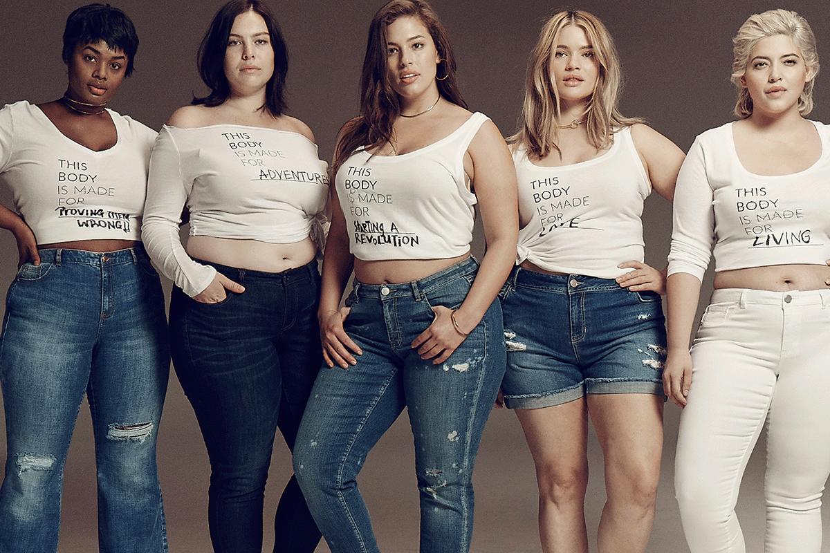 Fashion Hacks for Plus-Size Women