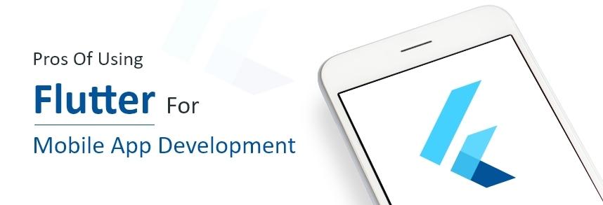 Pros of using Flutter for mobile development