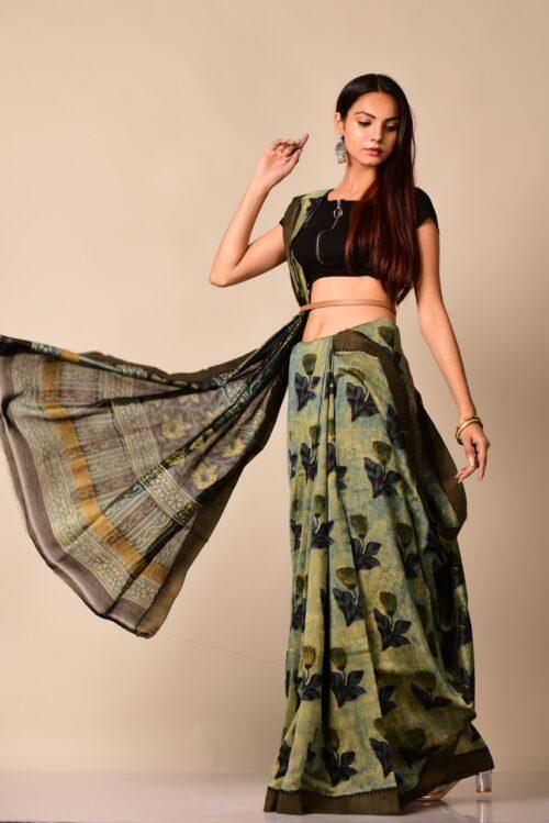 Chanderi sarees manufacturer