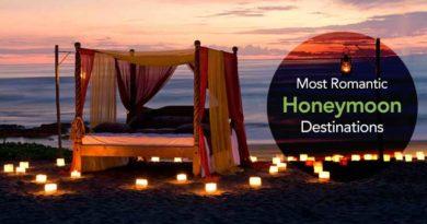 Romantic Honeymoon Packages In India!