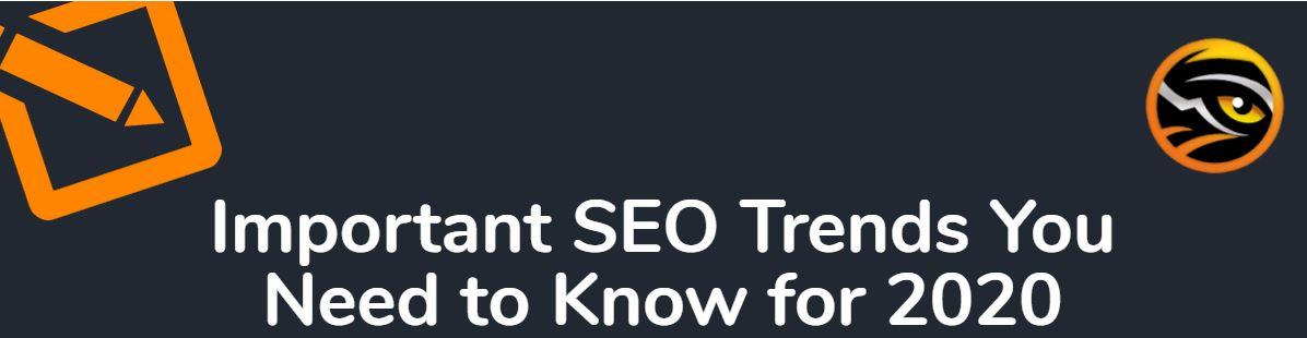SEO Trends 2020 by Digital Marketing Tigers