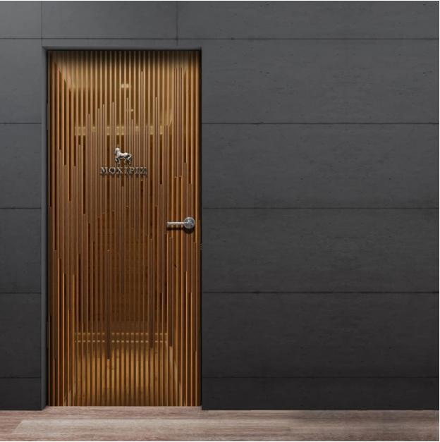 door sign wallpaper
