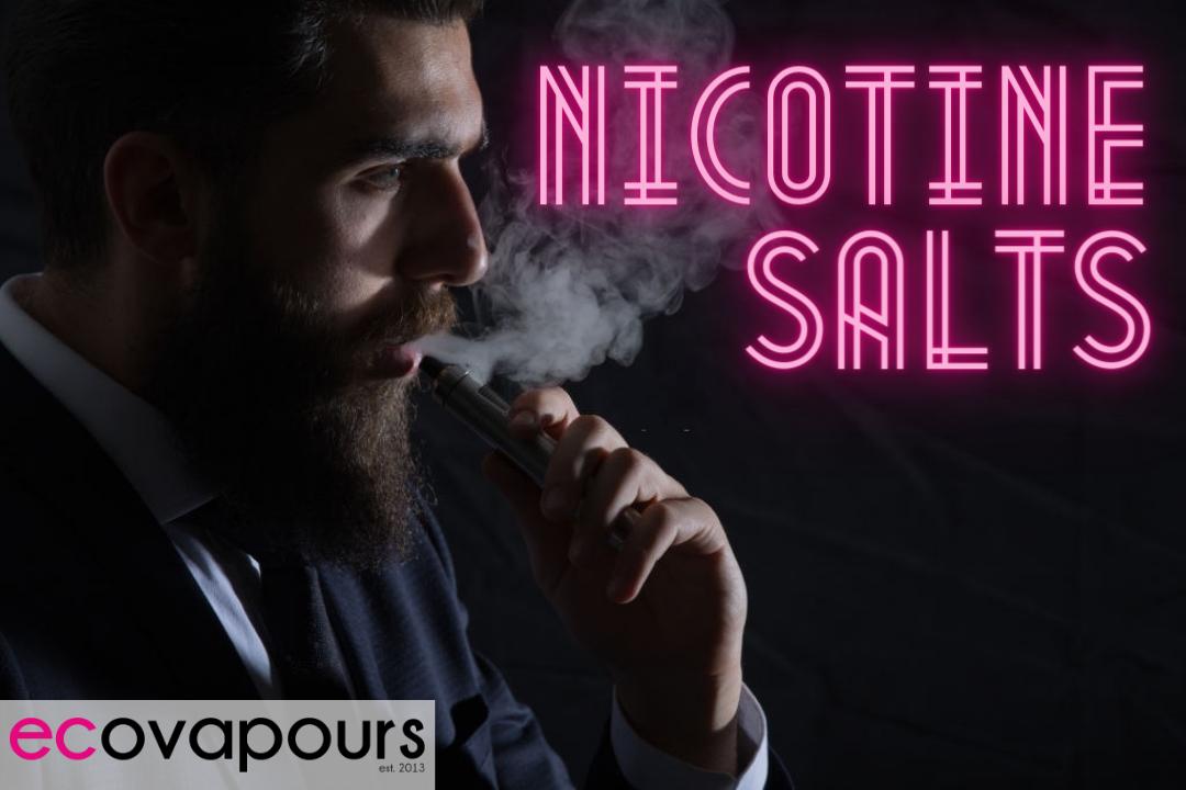 Nicotine Salts Facts