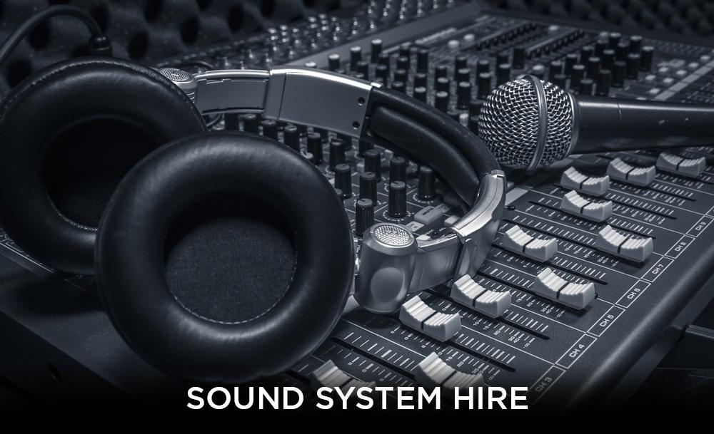 DJ Equipment Rental London