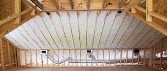Use Spray Foam Insulation for Lesser Energy Bills
