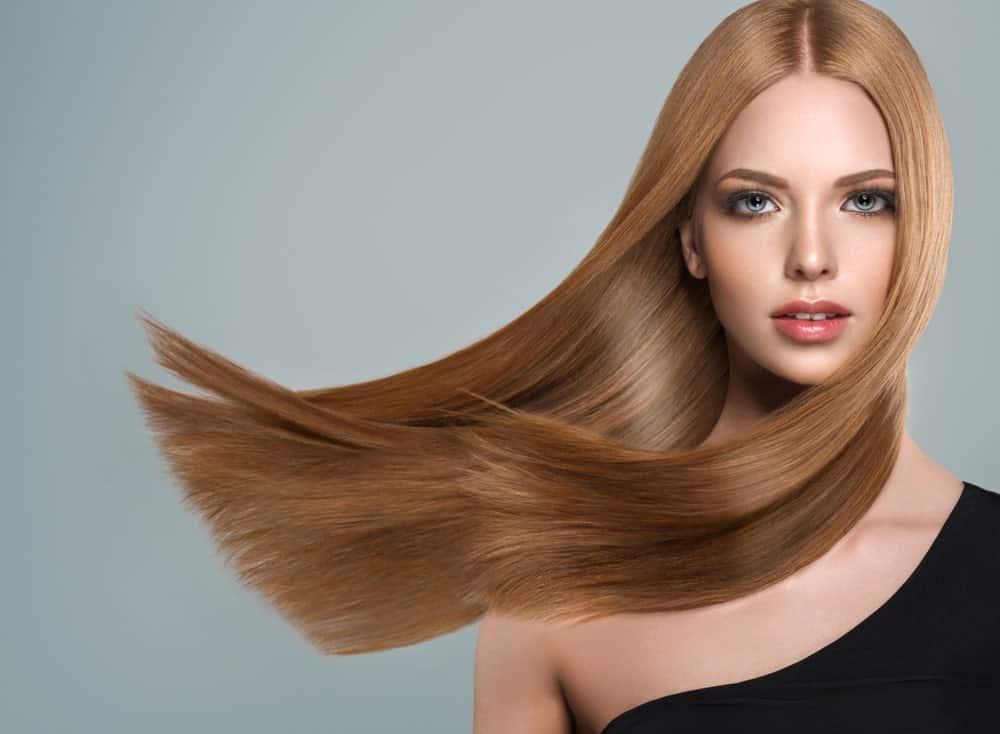 Straightening Hair shampoo
