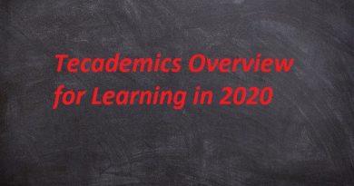 Tecademics Overview