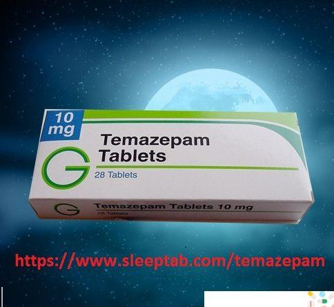 Temazepam Pills
