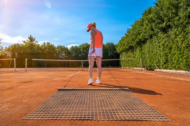 Tennis Courts Repair