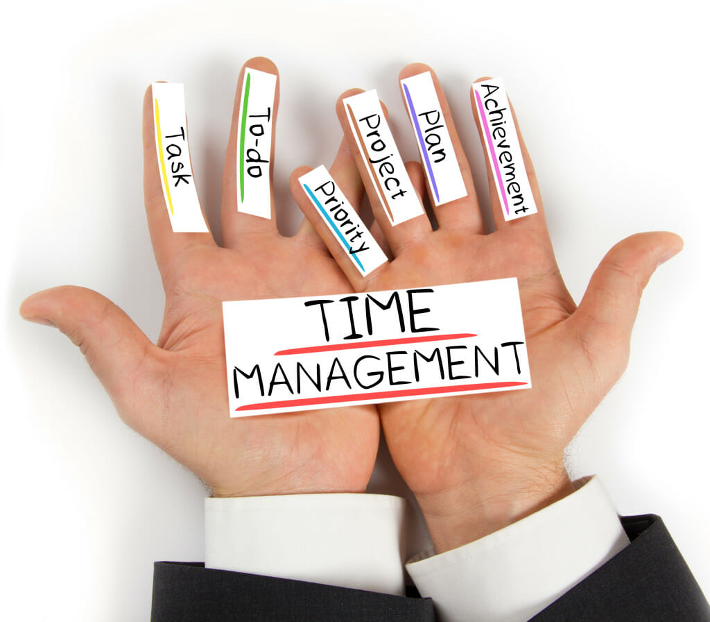 Time management: Five Effective ways to make Deadlines less Stressful