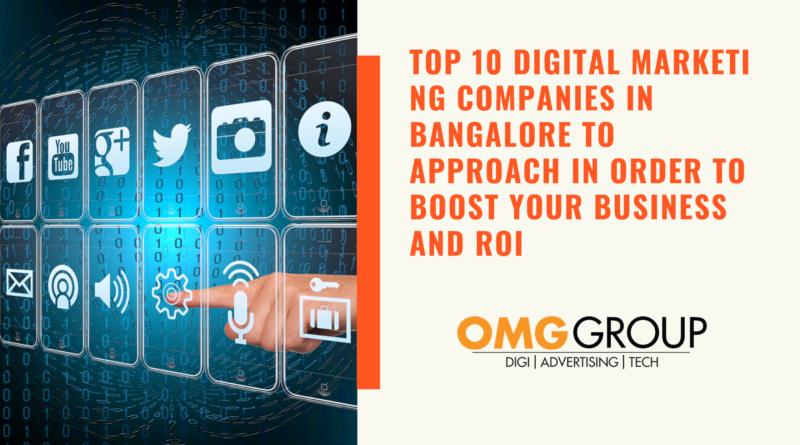 top digitalmarketingcompanies in Bangalore