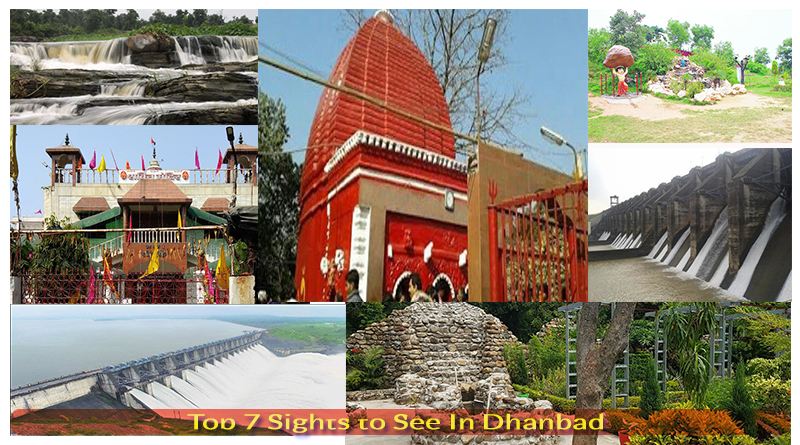 Top 7 Sights to See In Dhanbad