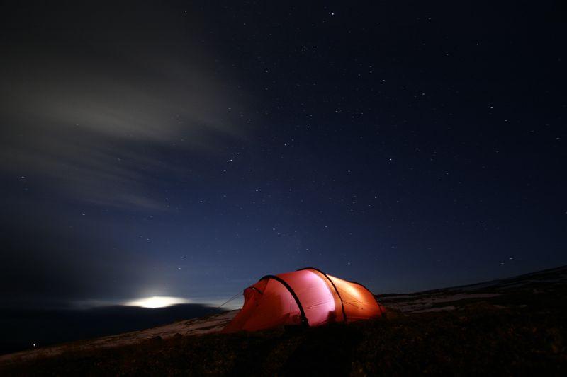 Top Benefits of Camping at Night