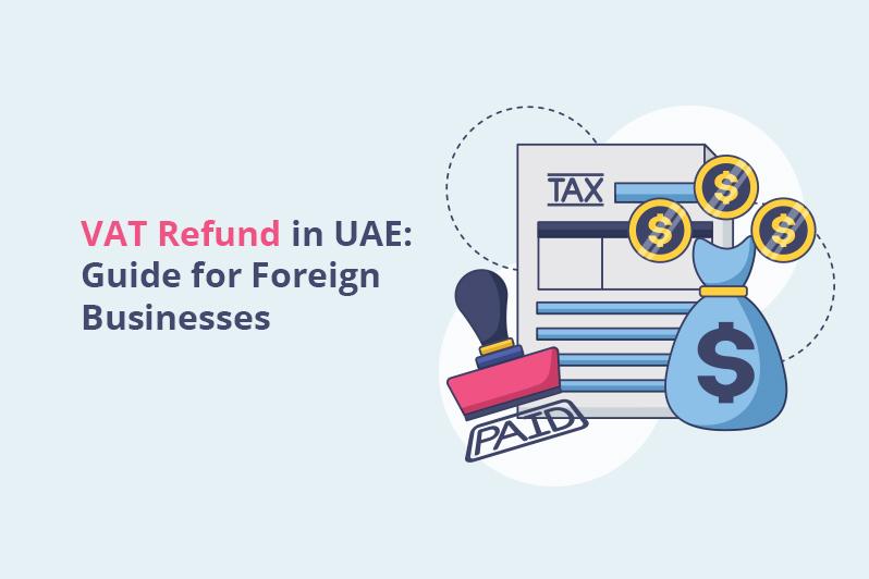 UAE VAT Refund