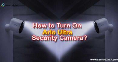 Arlo ultra spotlight
