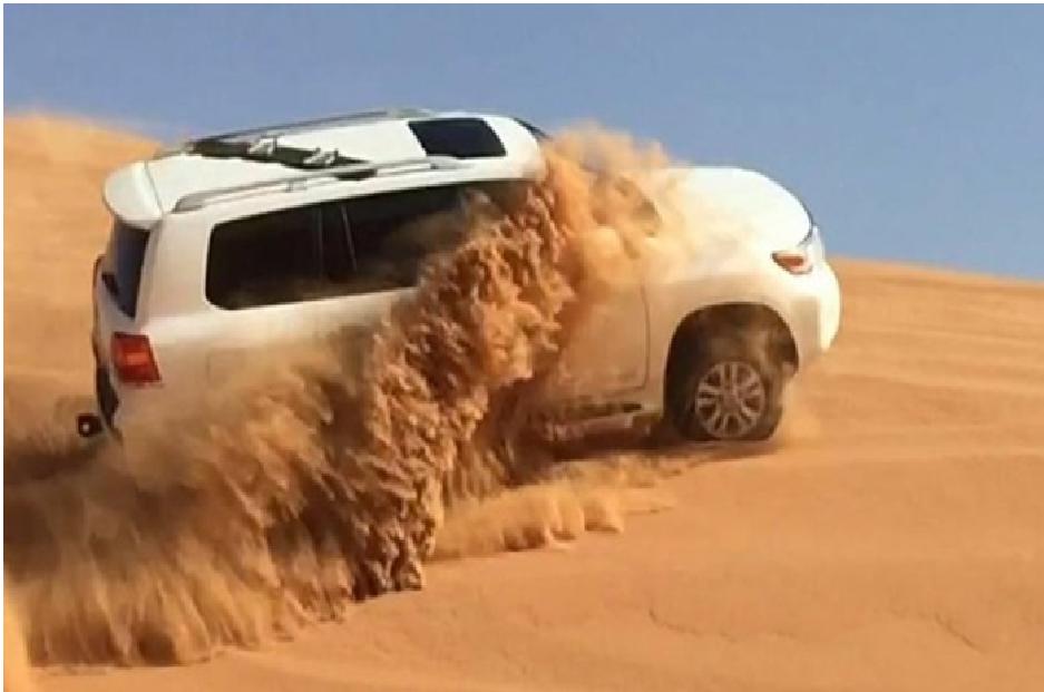desert safari Sharjah offers