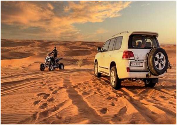 A Wonderful Abu Dhabi Desert Safari Tour Offers