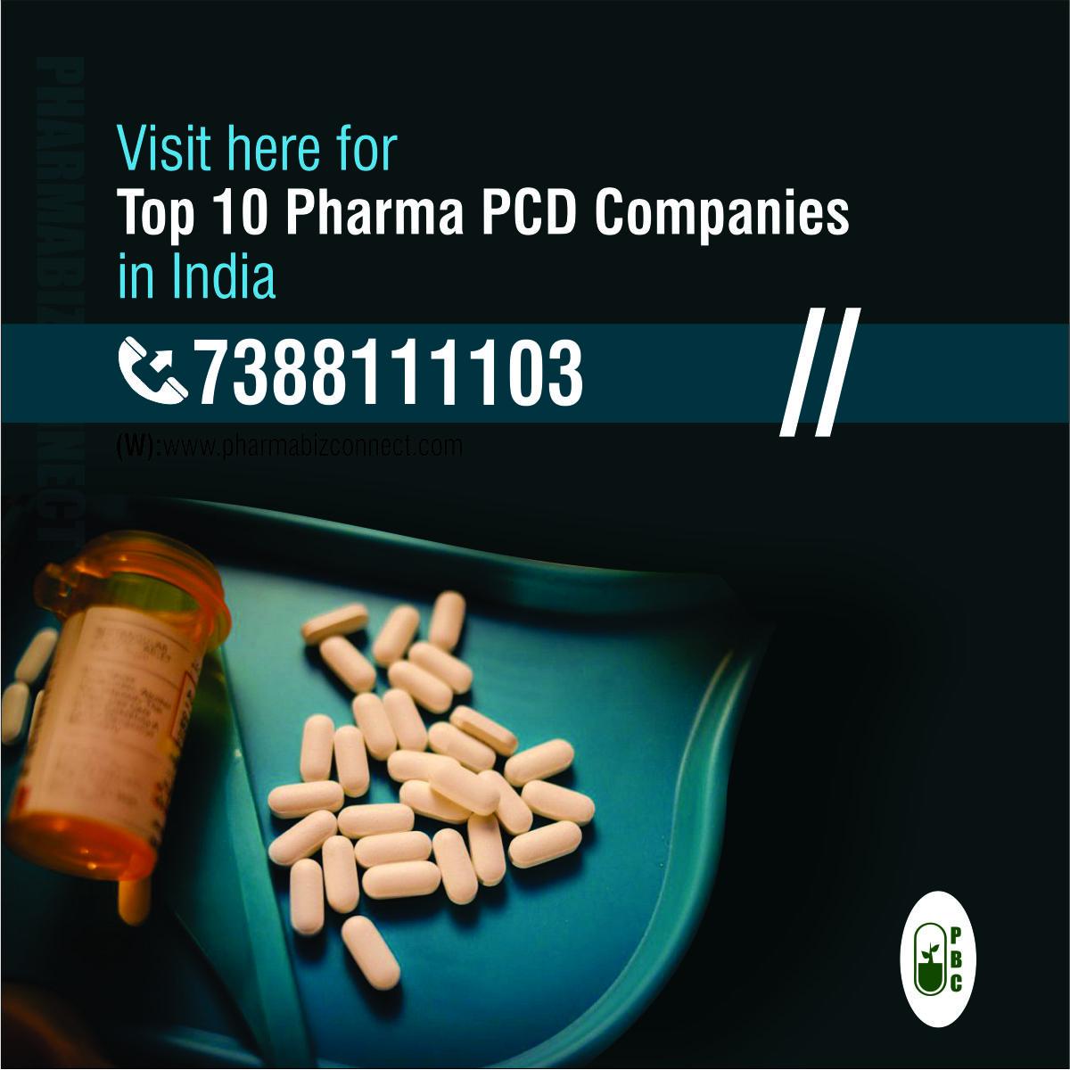 Pcd Pharma Companies In India