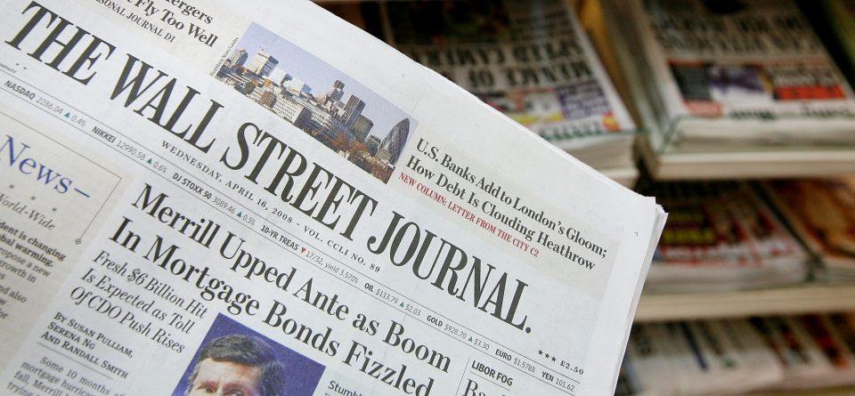 Wall Street Journal near me