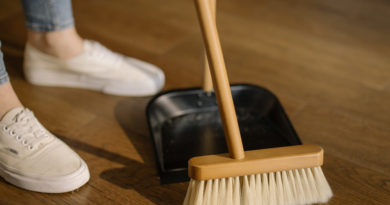 What Measures Can Be Taken to Keep Your Surroundings Clean
