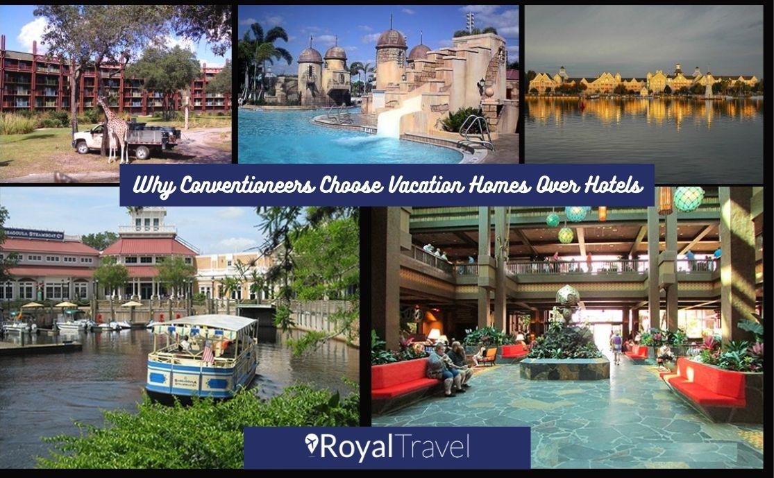Choose Vacation Homes